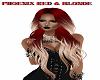 PHOENIX ~RED~&~BLONDE