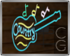 CG | Neon Country Sign
