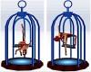 BIRD CAGE DANCER