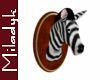 MLK Zebra Head