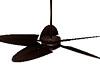 Dark Ceiling Fan