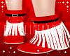 lJl Santa Winter Boots