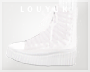 ▸Cute Sneakers l White