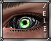  LZ Cyborg Eyes Green M