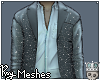 Glitter Suit Top