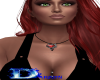 Dragons Heart Neckless