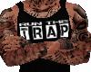 Run The Trap Tank Top