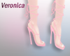 Pink Rose Sandals