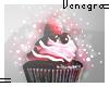 V. Raspberry cupcake