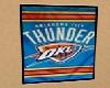 O.K.C. Thunder Banner