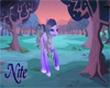 MLPony Purple