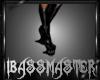 !BM! Black PVC Boots V1