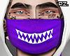 rz. Purple Mask
