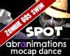 Zombie 60s Swim