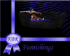 Dark Peace Pet Bed