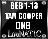 L| Tam Cooper - Be Bold