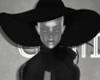 Black hat.