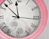 Y. Baby Girl Panda Clock