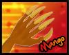 -DM- Gold Dragon Claws F