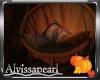 Pumpkin Hanging Chair