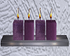 Retreat / Candles shelf
