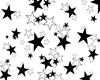 Owl Ankle Bandana Stars