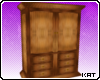 [K] Wooden Armoire