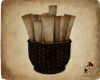 DeCarta SR Scroll Basket
