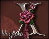 Deco Rose Sticker (X)
