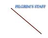Pilgrim's Staff