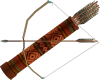 Simple Native Bow&Arrow