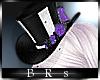 BRs Velvet Roses Hat