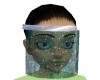X-mas Green Veil (face)