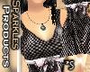 *S PolkaDot Bow Dress[W]
