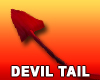 Red Devil Tail From Hell