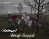 Animated Bloody Gargoyle