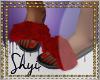 $ Red Fur Slides