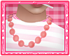 Pink Peal Necklace