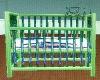 Eeyore Green Crib