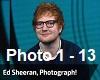 *LH* Ed Sheeran - Photog
