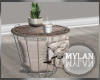 ~M~   Myst End Table