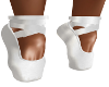 White Ballet Slippers