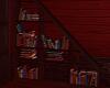 S. Attic Bookcase