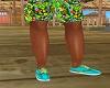 Hawaiian Shoes 11
