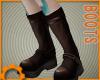 Cammy Flat Boots