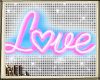 ML LOVE NEON LIGHT