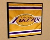 L.A. Lakers Banner