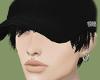 hair + cap