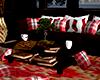 Christmas Sofa Set