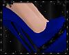 To Tease Blue Heels